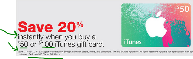 itunes_gift_card_sale_at_staples